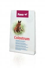 Pavo Colostrum - Suplemento alimentar com os anticorpos essenciais para as primeiras 48 horas